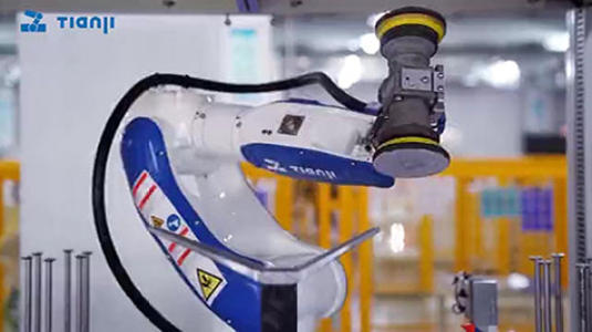 How high is the demand of robot absolute positioning accuracy for off-line programming of industrial robot?
