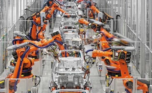 Development prospect of industrial robot