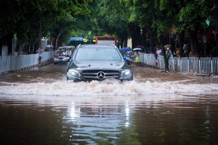 台风过境,保税货物受灾了怎么办?