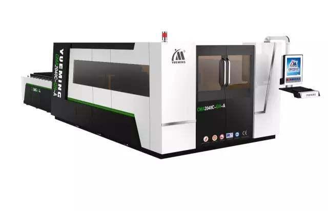 激光切割机应用要求升级