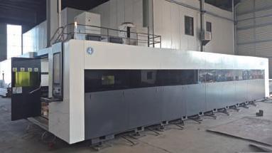Three understandings about non metal laser cutting machine