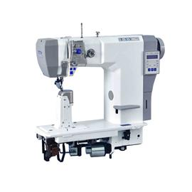 TTY-9922 Fully automatic single needle post bed roller feed sewing machine