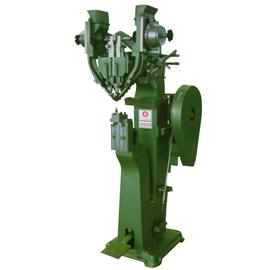 HX-J12E 双粒铆钉机