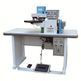 自动上胶切齿慢速折边机 热熔胶自动上胶折边机HX-168A