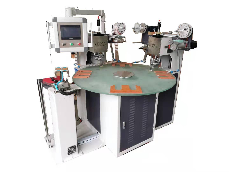 YL-8906双头圆盘转印机