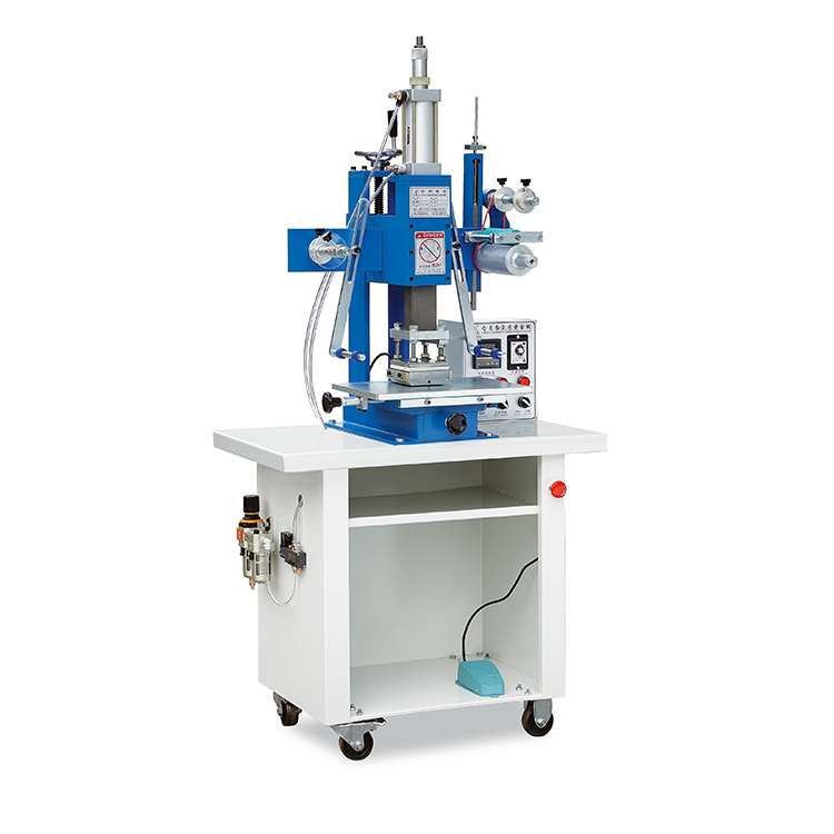 YL-8818全自动气压烫金机 烫金机 热转印机