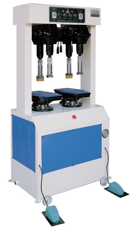 YL-8820 自动平衡压底机 热转印机  橡胶大底打粗机