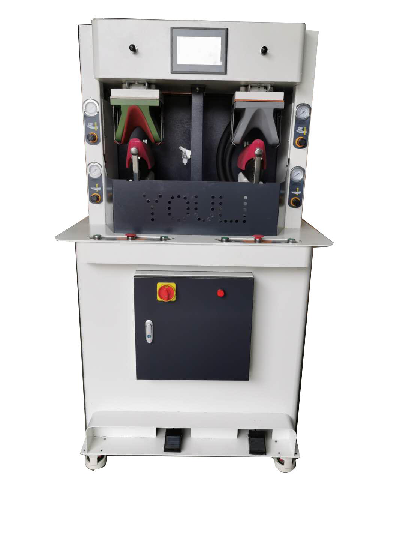 YL-8868A二次鞋面定型机(双热)