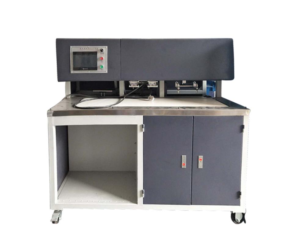 YL-8828A鞋舌自动转印机(三工位) 烫金机  商标转印机