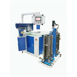 YL-8901-automatic disc transfer machine, heat transfer machine, rubber outsole roughing machine