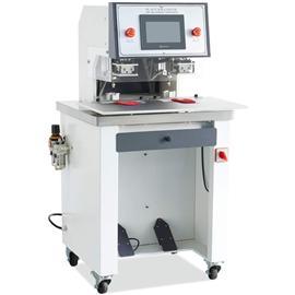 YL-8875 双头双工位烫标机  商标转印机 烫金机