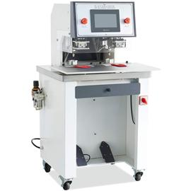 YL-8875 tags automatically transfer printing machine (double)