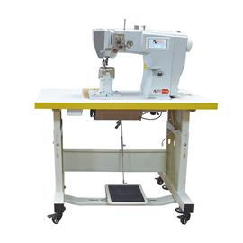 Aadc-777H double needle direct drive automatic trimming reverse stitch roller