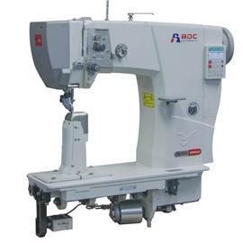 Aadc-999HD单针直驱大旋梭全自动剪线、倒缝罗拉车(一体机)