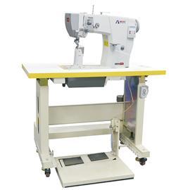 Aadc-999HL单针直驱大力度全自动剪线、倒缝罗拉车(一体机)