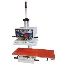 QC-7700B 摆动式无缝热压机 移动式热压机 防水压胶机
