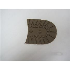 CJ-0035 rubber soles