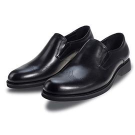 胎牛皮鞋面猪皮材质EPR鞋底绅士男鞋A136-H8