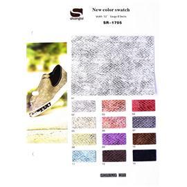 SR1705蛇鱗紋燙金PU