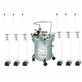 JW200 油性胶刷胶机(容量二十公升)
