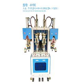中间气袋式双热双冷后跟定型机(川吉款)-819E|良展机械