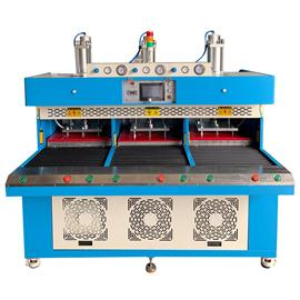 Digital slide three in one cold and hot embossing machinePR-450S-III