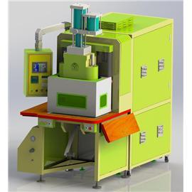 数位节能增压型单头鞋面压花机PR-15000TAH1S-IIA-CE(防辐射电脑版)