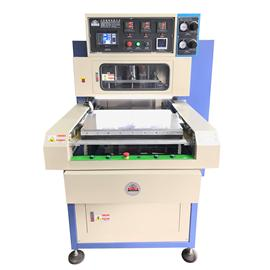 Hot press for seamless welding of front and rear sliding table PR-450S