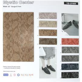 动物纹 YS-21169 易尚皮革