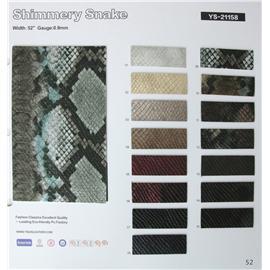 Animal pattern   ys-21158   Yishang leather