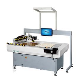 IC300/IC200/IC150 智能振动刀皮革切割机|电脑皮革切割机|电脑数控机