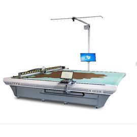 IC800SC  智能振动刀皮革切割机