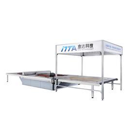 IC700C 数控振动刀皮革切割机|电脑皮革切割机|电脑数控机