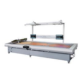 IC650 数控振动刀皮革切割机|电脑皮革切割机|电脑数控机