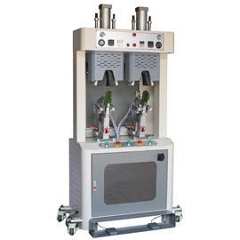 Hz-562-a double hot back heel setting machine (glue model) | setting machine |