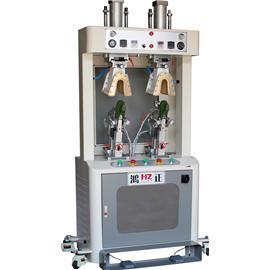 Hz-562-b double hot back heel setting machine (air bag type) | setting machine