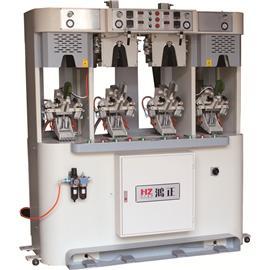 HZ-566A冷热后踵定型机(扫刀款)|鸿正机械