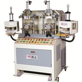 Hz-568 shoe head wet - setting machine (double - cold - heat) | molding machine
