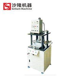 SR-43 |四柱油压烫金机|沙隆机械