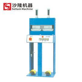 SL-2292雙工位熱熔硬頭貼合機|沙隆机械