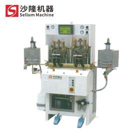 SL-468鞋头冷热定型机|沙隆机械