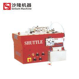 SHUTTLE 横行式自动上油双边油边机 沙隆机械