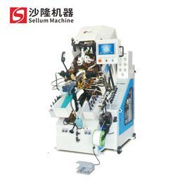SL-N739MA|电脑记忆控制自动上胶前帮机(九爪)|沙隆机械