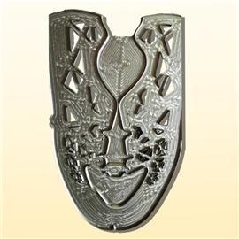 鞋面雕刻刀模 JS004剑圣雕刻刀模