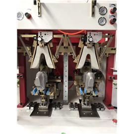 YX-701扫刀式双冷双热定型机