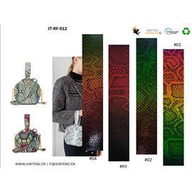 JT-RF-012 | Recycled fabric for handbags, footwear etc.