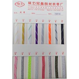 TX7-2各色鞋带,织带,松紧带,粘扣带,魔术带,厂家直销
