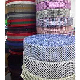 织带 松紧带厂家  鞋用织带 织带厂家 中空松紧带 如意松紧带