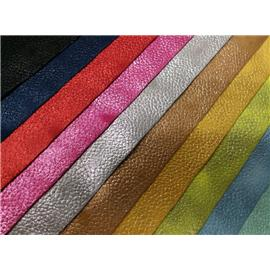 Xq919-128 Colorful Litchi | elastic flannelette | bronzing cloth