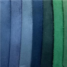 Shoes fabric fashion metal texture high quality gilding fabric